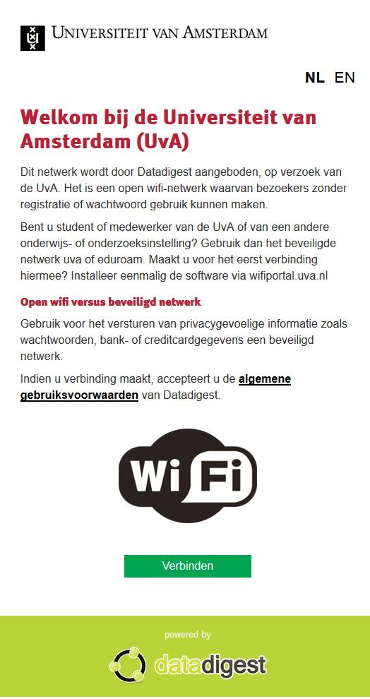 UvA-Open-WiFi